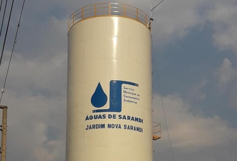 Seca reduz níveis dos reservatórios de Sarandi e Marialva em até 30%
