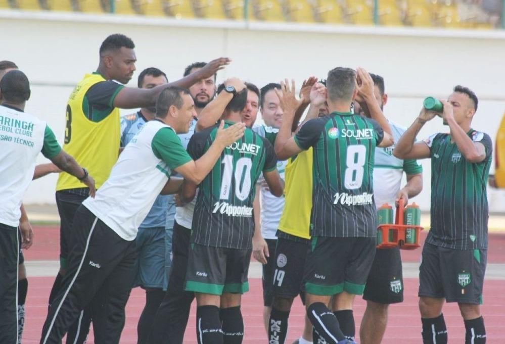 Maringá FC estreia com empate no campeonato brasileiro da série D