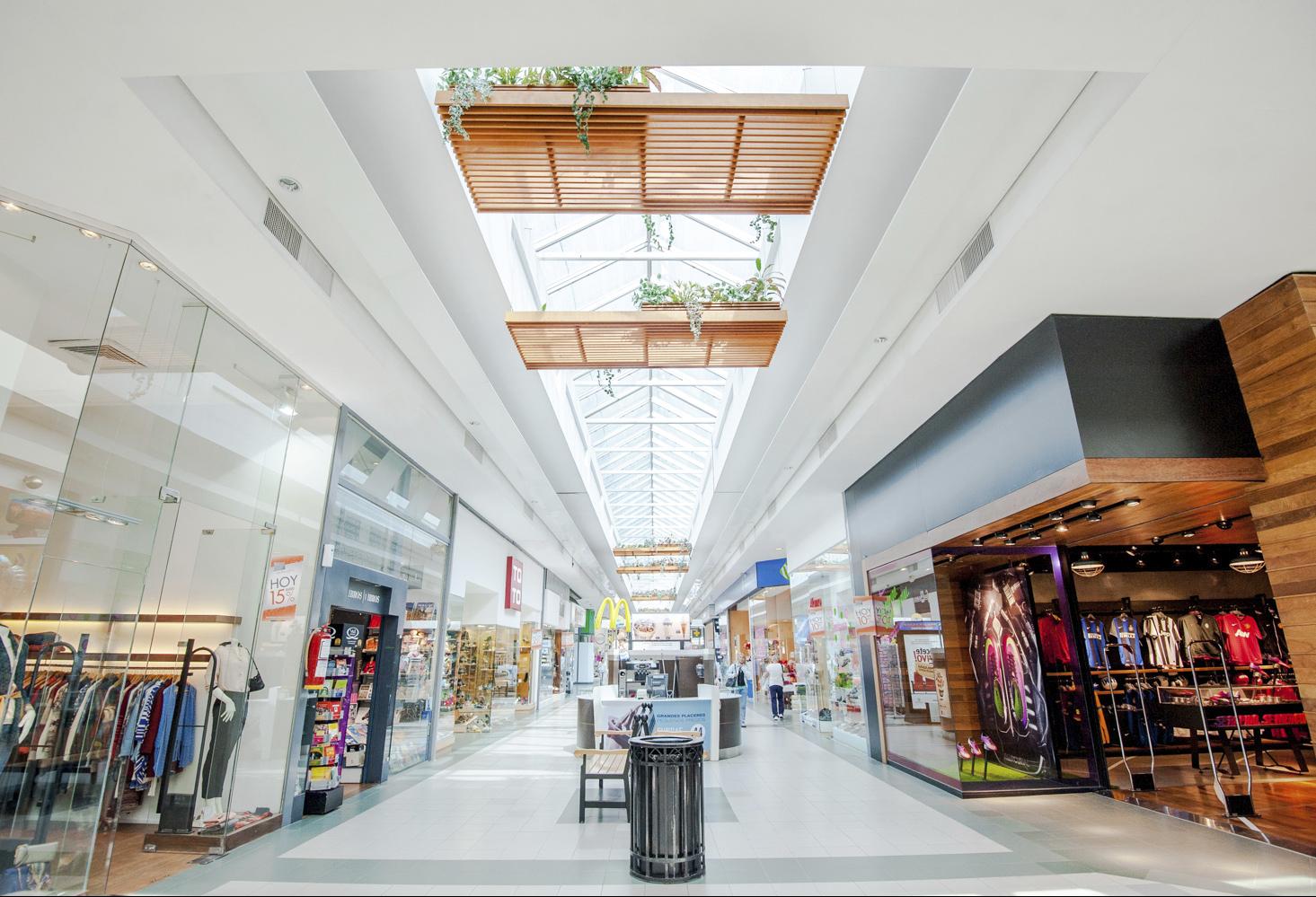 Shoppings centers e o comércio on-line