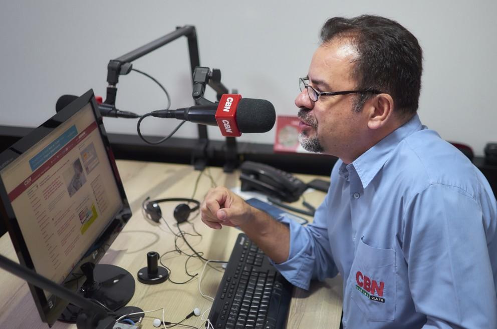 Gilson Aguiar comenta caso de violência em creche de Maringá