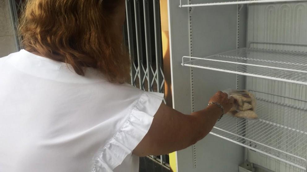 Geladeira solidária é alvo de polêmica em Maringá