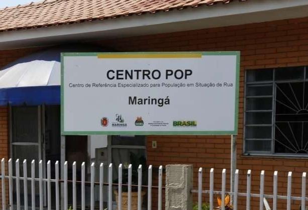 Órgãos de segurança de Maringá se instalam na rua Fernão Dias