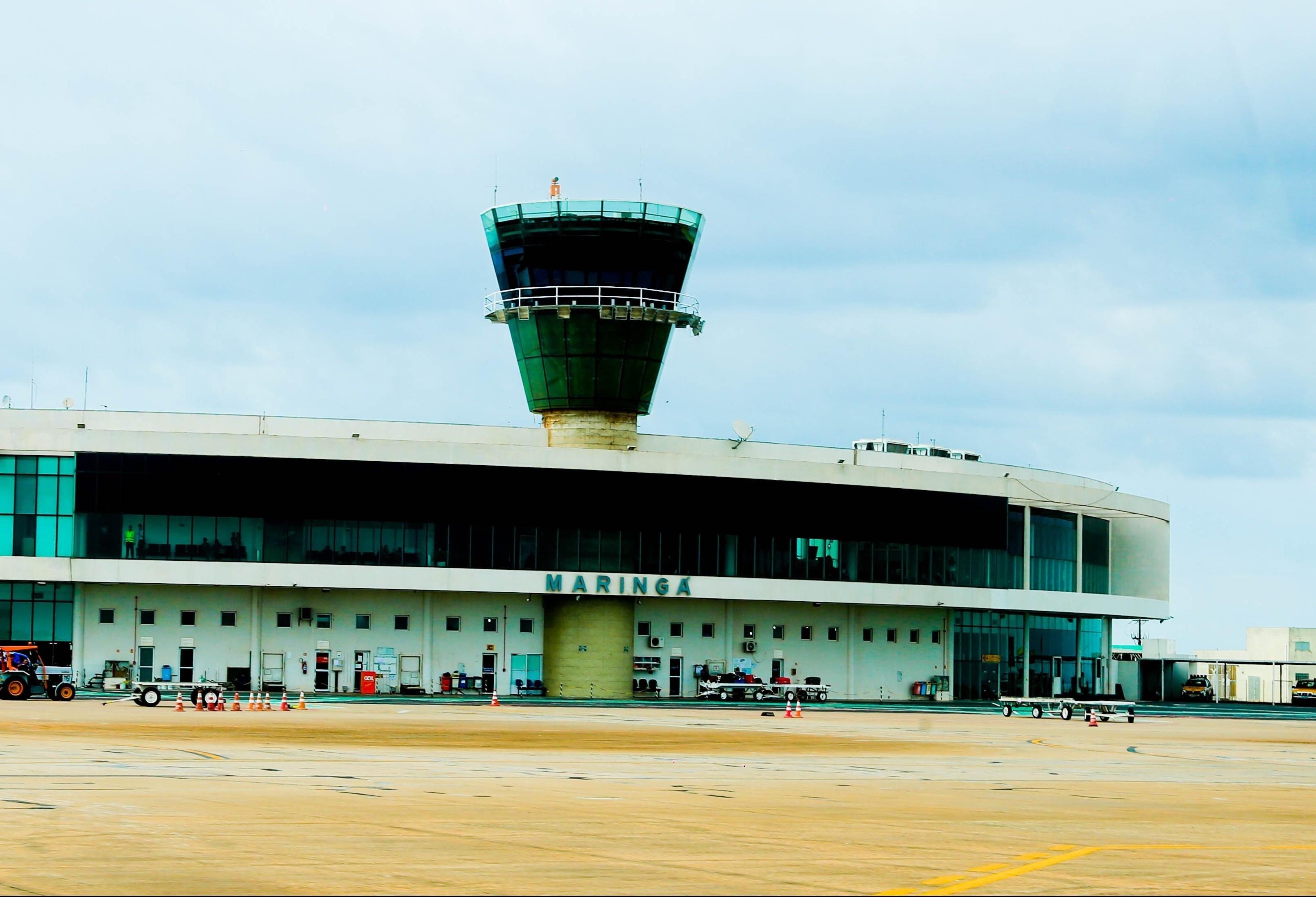Emenda permite que o aeroporto seja privatizado no futuro