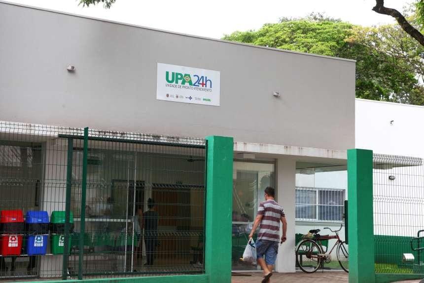 Calor e tempo seco aumentam movimento na UPA Zona Norte de Maringá
