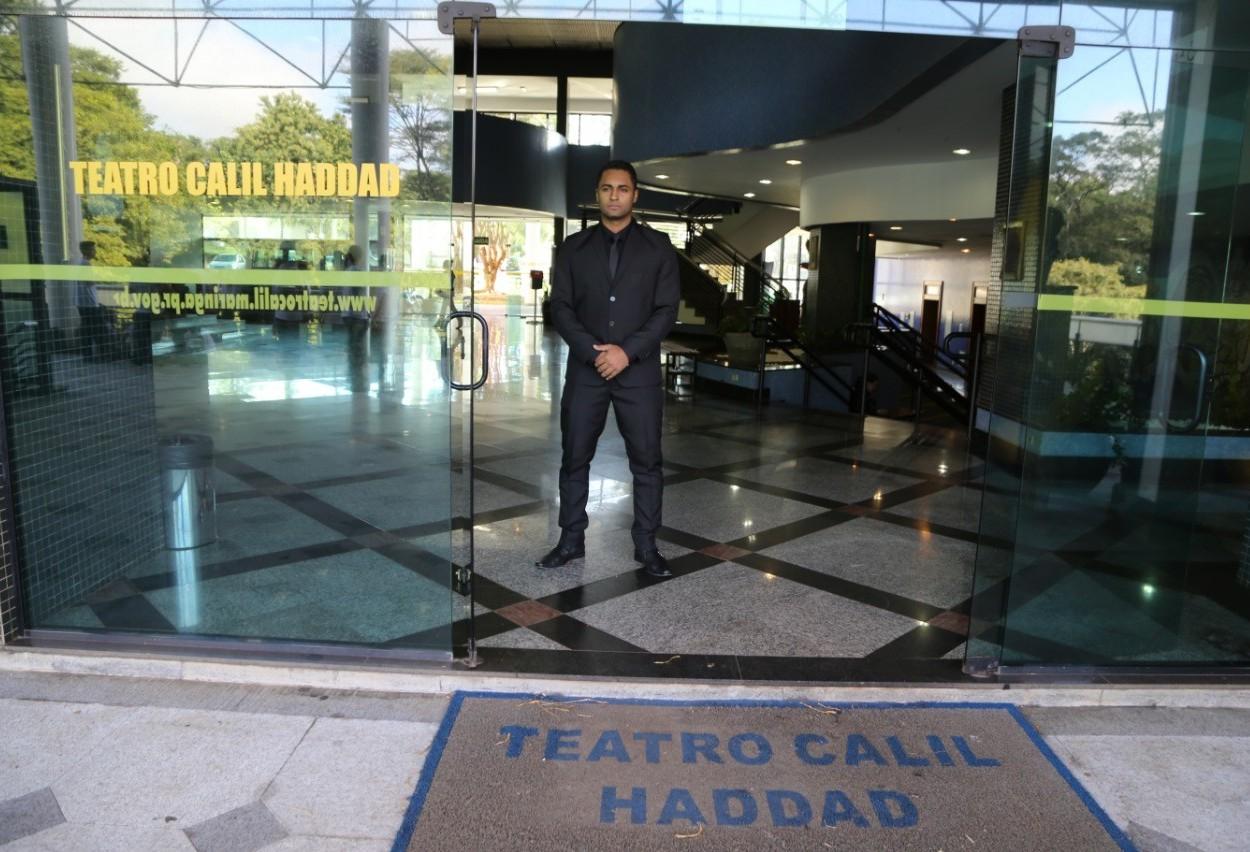 Visitas ao Teatro Calil Haddad já podem ser feitas até as 21h