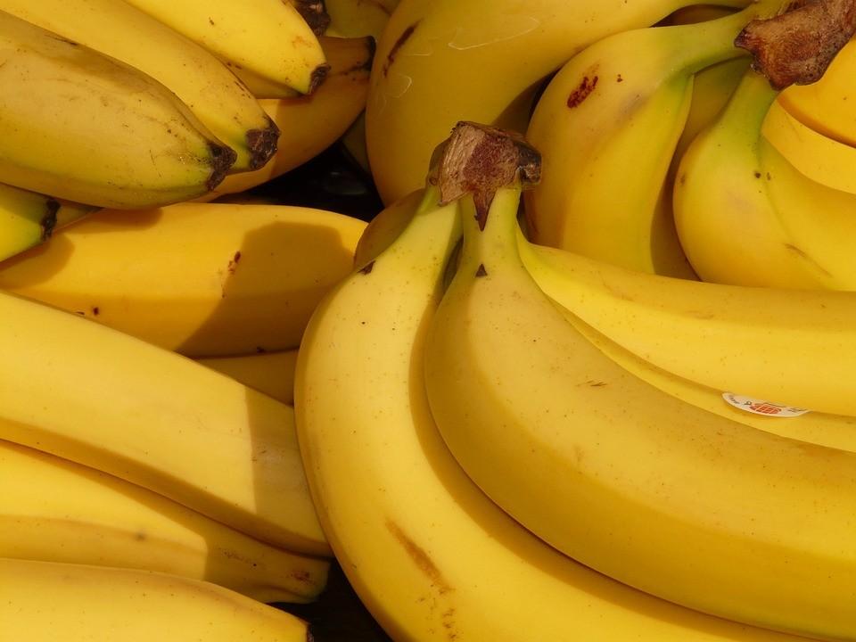 Consumo de bananas aumenta e preço sobe