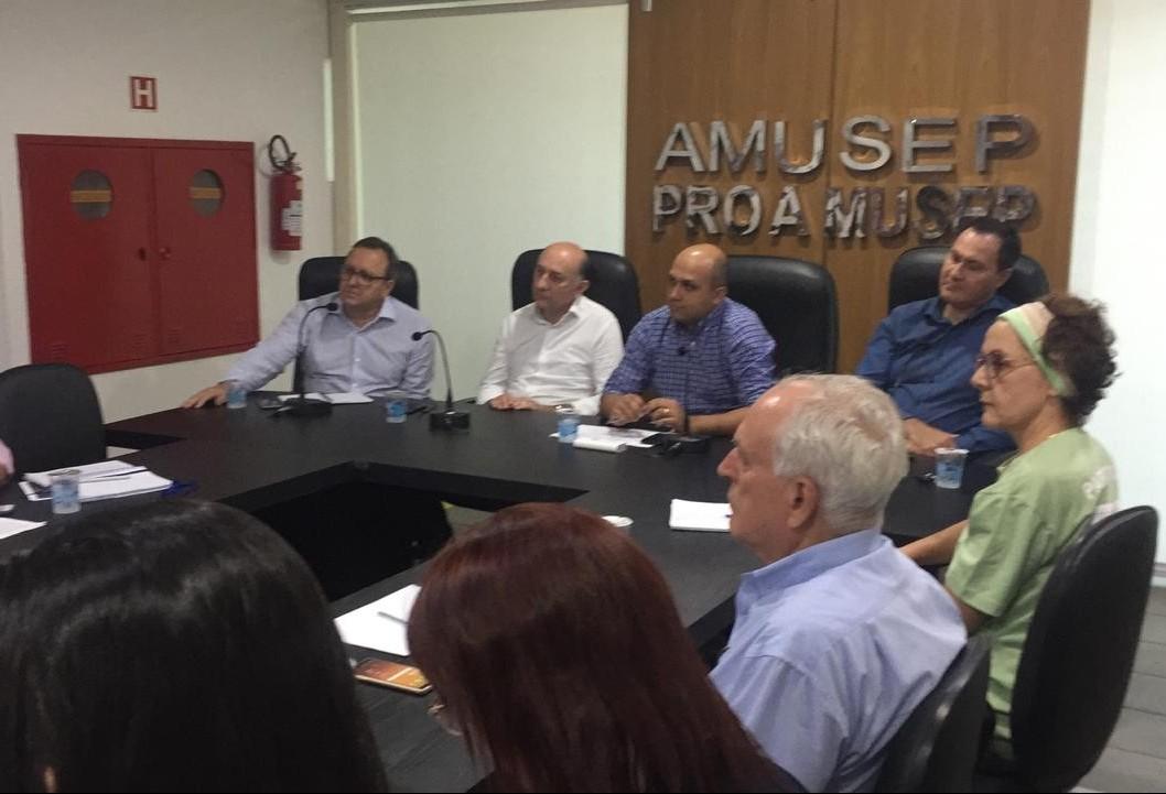 Amusep quer ajuda de pesquisadores para dinamizar agricultura