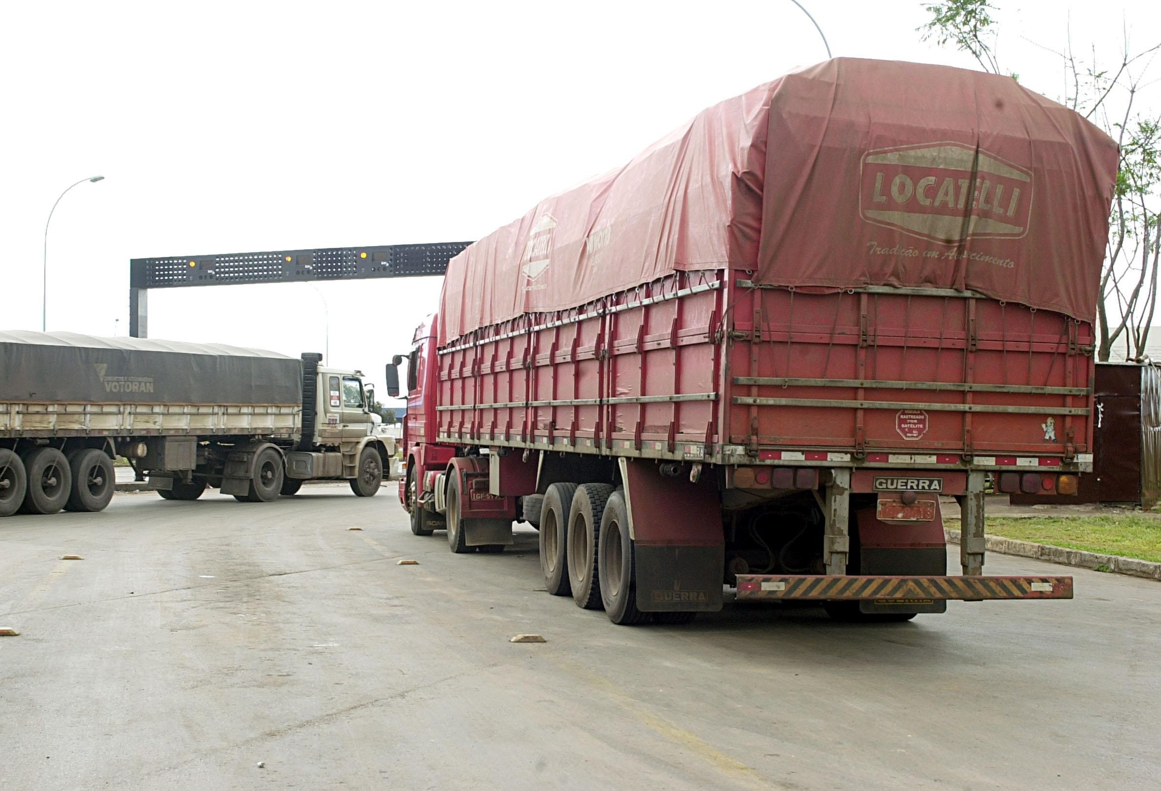 Tabela de preço mínimo para transporte rodoviário afeta exportações
