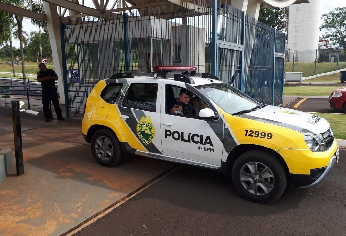Dupla tenta mas não consegue roubar faculdade em Maringá