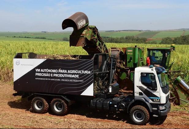 Caminhões autônomos chegam ao mercado brasileiro