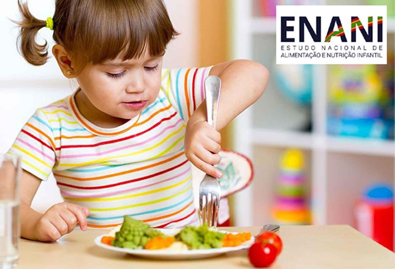 Pesquisa do Ministério da Saúde sobre nutrição infantil está em Maringá