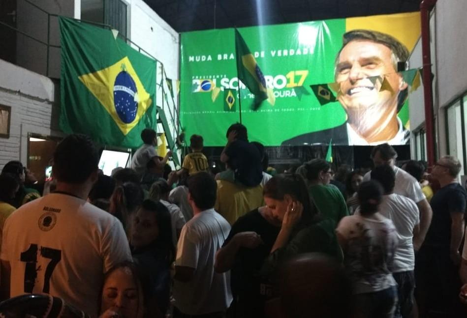 Em Maringá, Bolsonaro teve 75,84% dos votos