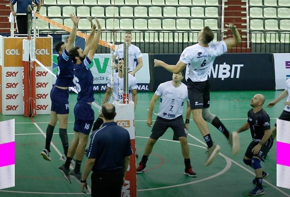 Denk Maringá enfrenta o Foz do Iguaçu na semifinal