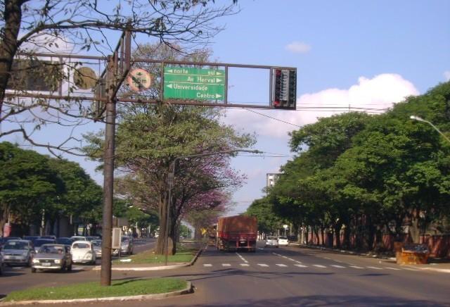 Convênio para fiscalização eletrônica da avenida está parado