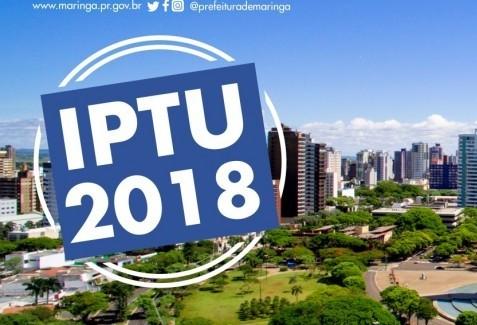 Em Maringá, 7% dos contribuintes já pagaram o IPTU
