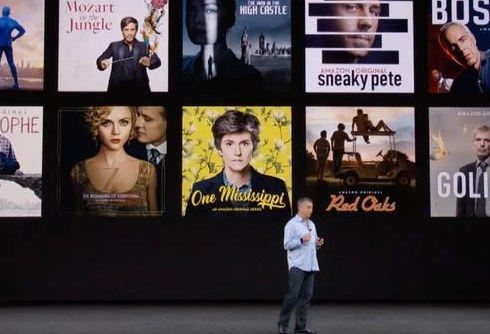 Apple lança concorrente da Netflix