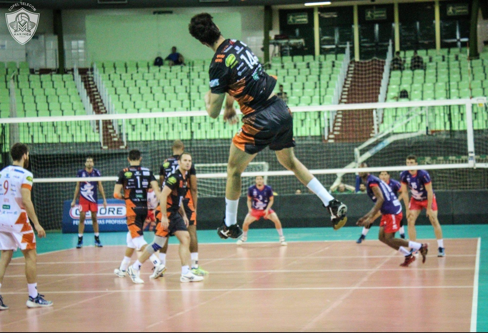 Com 86% de derrotas na Superliga, Copel Maringá deixa competição na vice-lanterna e é rebaixado