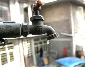 Empresa começa a cortar o fornecimento de água em residências de Sarandi