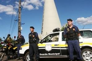 Veículos da Guarda Municipal de Maringá serão equipados com GPS e rádio comunicador digital