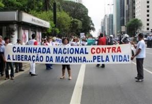 Audiência contra a legalização da maconha será realizada nesta quinta-feira em Maringá