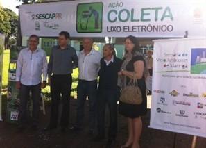 Prefeitura lança Ecopontos para recolhimento de sucata eletrônica, vidro e óleo de fritura