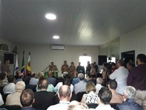 Polícia Militar Ambiental inaugura nova sede em Maringá