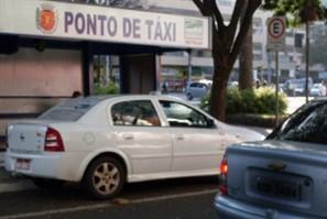 Prefeitura de Maringá sorteia pontos de táxi