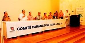 Comitê Paranaense da Rio+20 se reúne com lideranças locais para discutir ações de sustentabilidade ambiental em Maringá