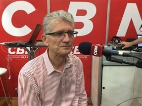 Secretário da Agricultura e do Abastecimento do Paraná, Norberto Ortigara lança nessa quarta-feira (10), na Expoingá, o Prosolo - Programa Integrado de Conservação de Solo e Água do Paraná