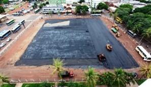 Vereadores aprovam doação de terreno da antiga rodoviária com área menor para o município