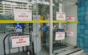 Greve atinge quase 100% dos bancos em Maringá