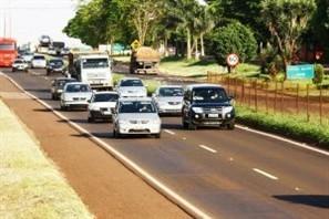Rodovia que liga Maringá a Mandaguaçu será monitorada por câmeras