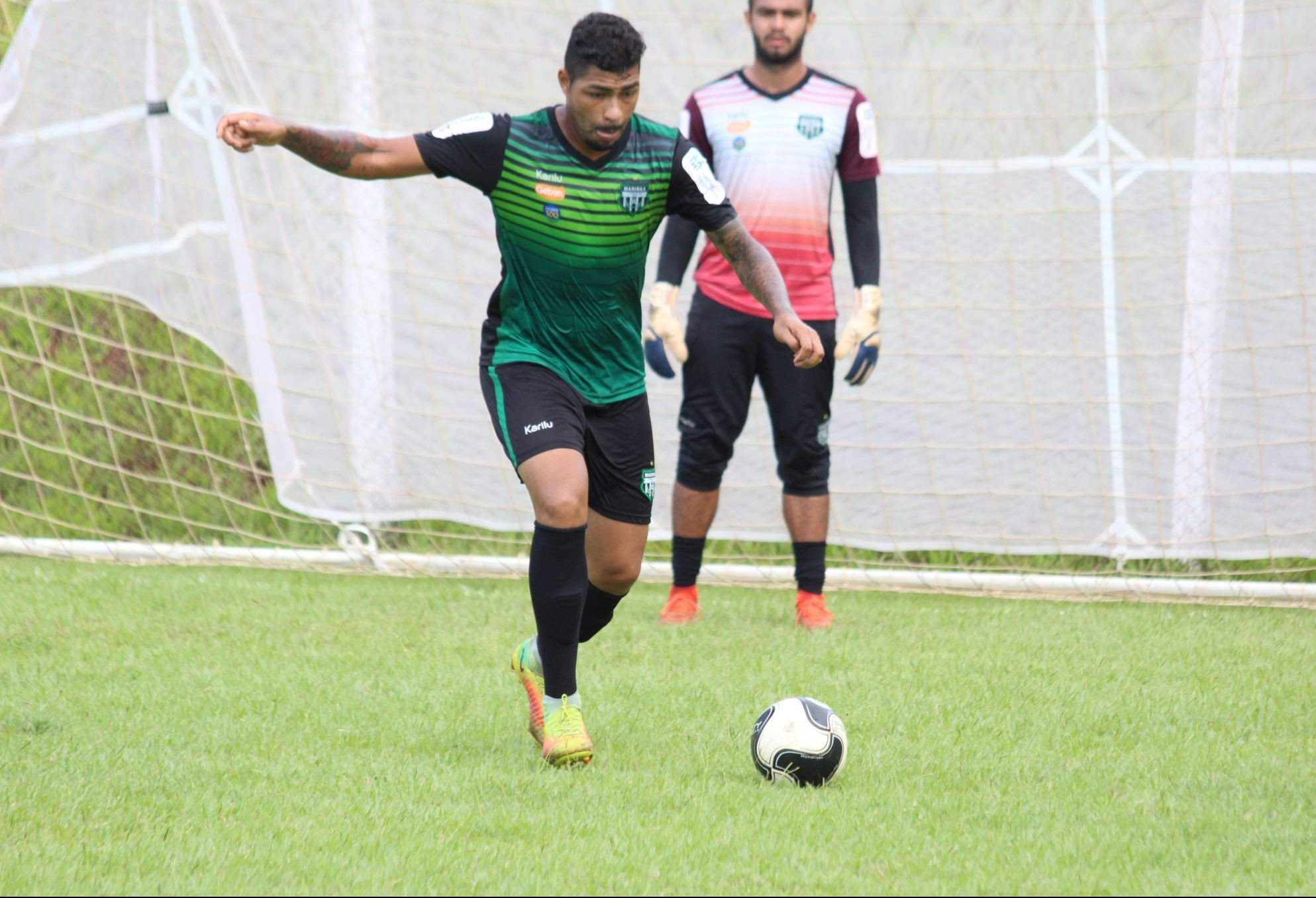 Maringá Futebol Clube busca patrocínio master