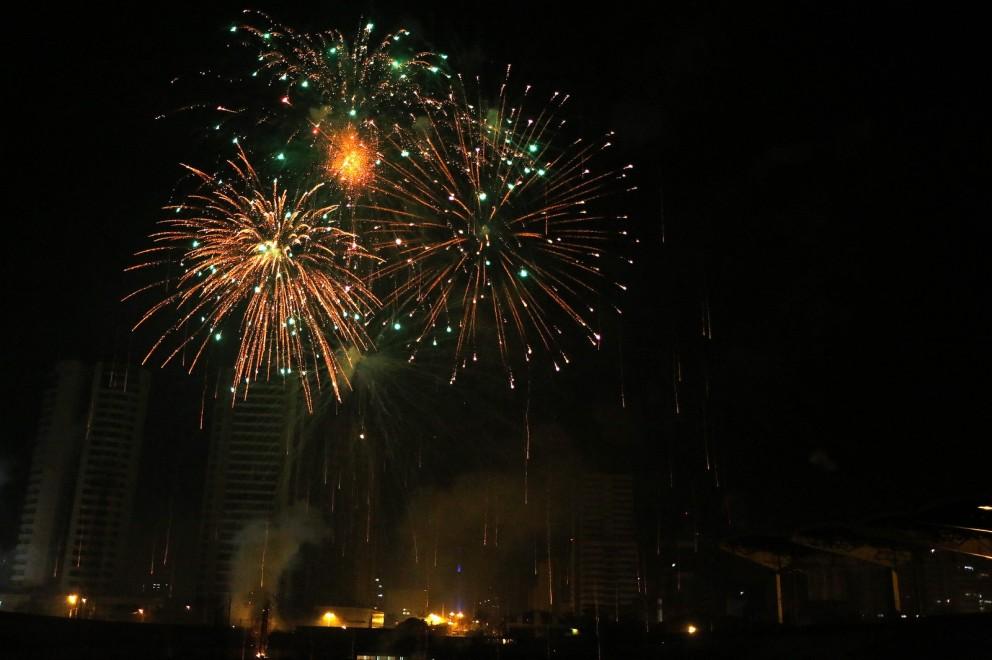 Empresa de Minas Gerais vence licitação de fogos de artifício