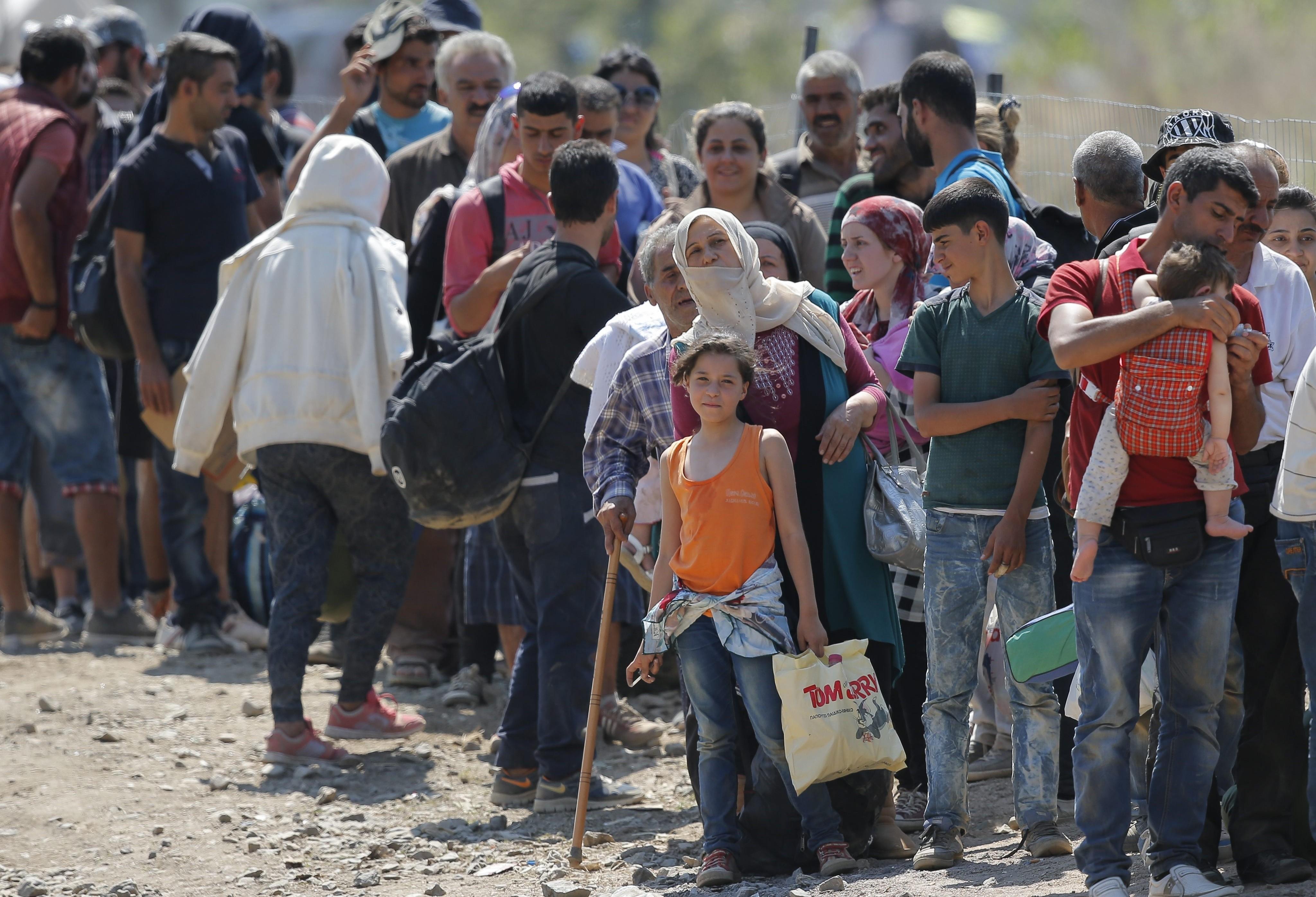 Imigração é uma constante social
