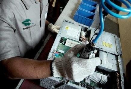 Empresas de logística reversa de eletrônicos são fundamentais