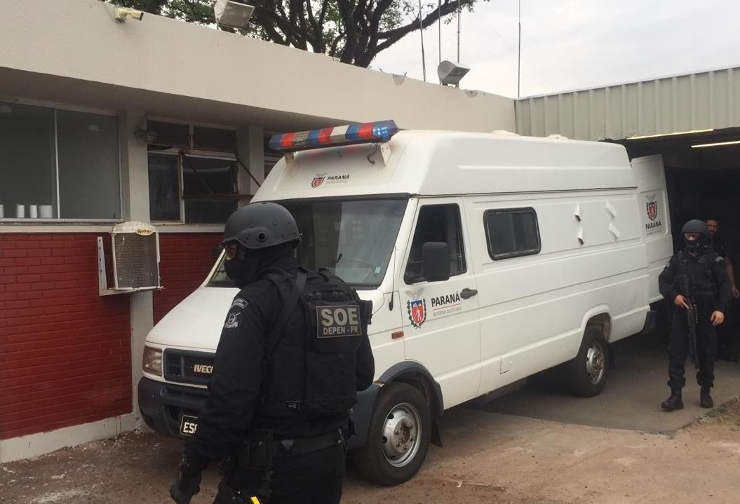 20 presos são transferidos da 9ª SDP após princípio de motim
