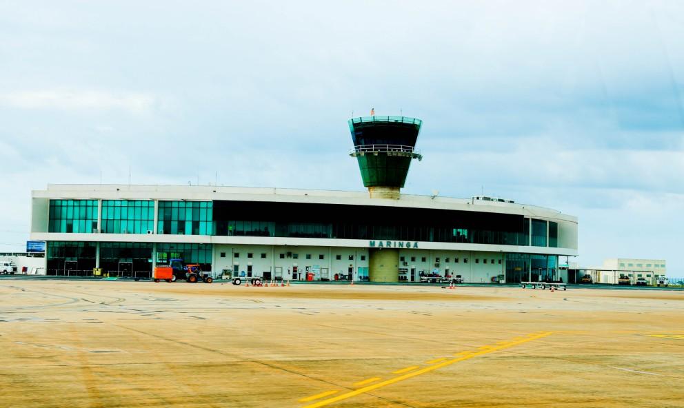 Licitação de obras no aeroporto ocorre até fevereiro de 2018