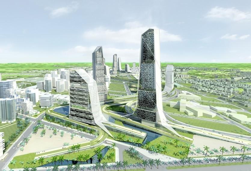 Projeto imobiliário pretende revolucionar o conceito de espaço urbano