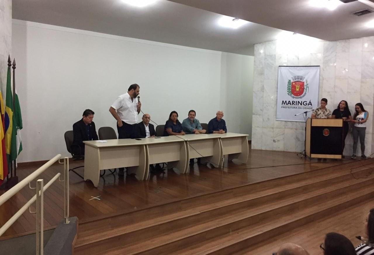Novos conselheiros tutelares são empossados em Maringá