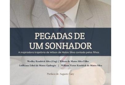 Livro fala sobre gestão de empresa e família e faz homenagem a patriarca