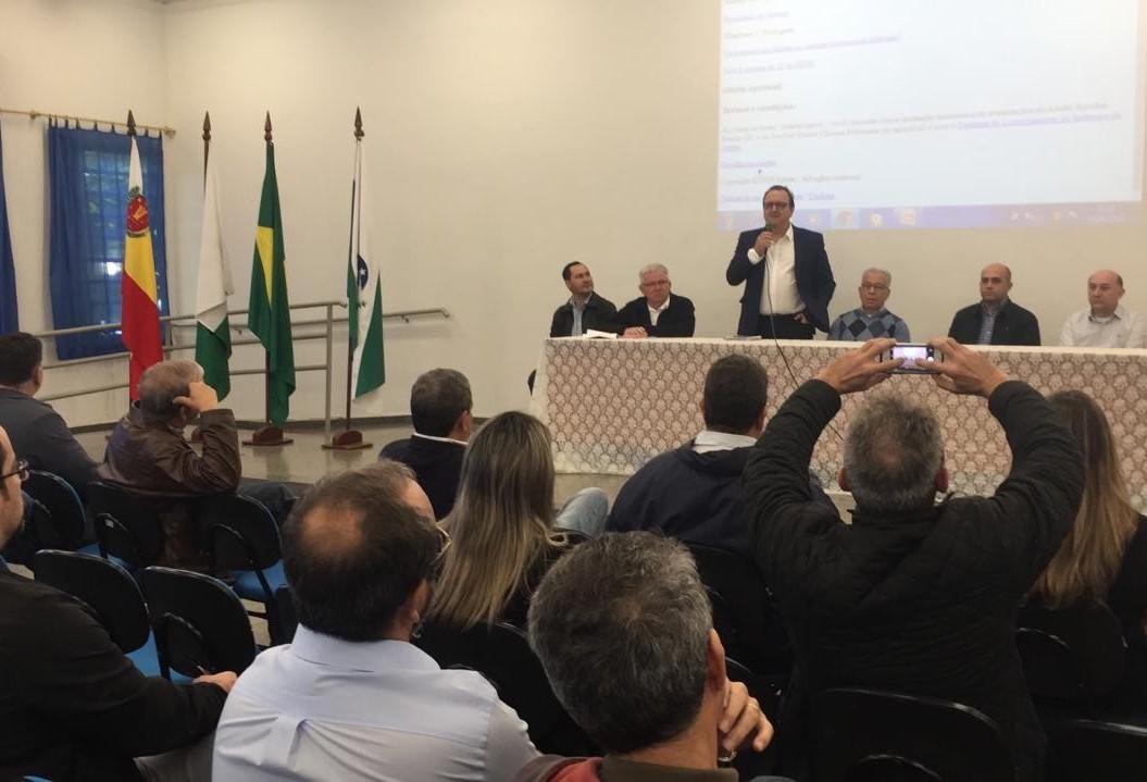Amusep pede regionalização do serviço de inspeção municipal