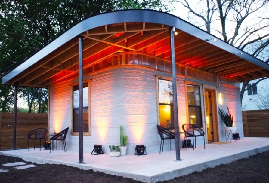 Tecnologia 3D vai construir casas em 48h