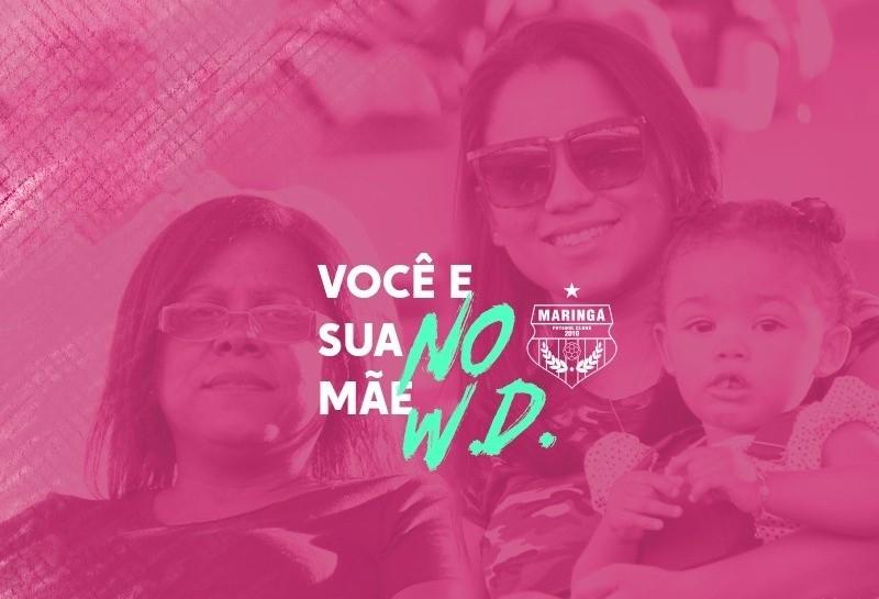 MFC não cobra ingresso das mães que forem com filhos assistir à partida contra o Madureira (RJ)
