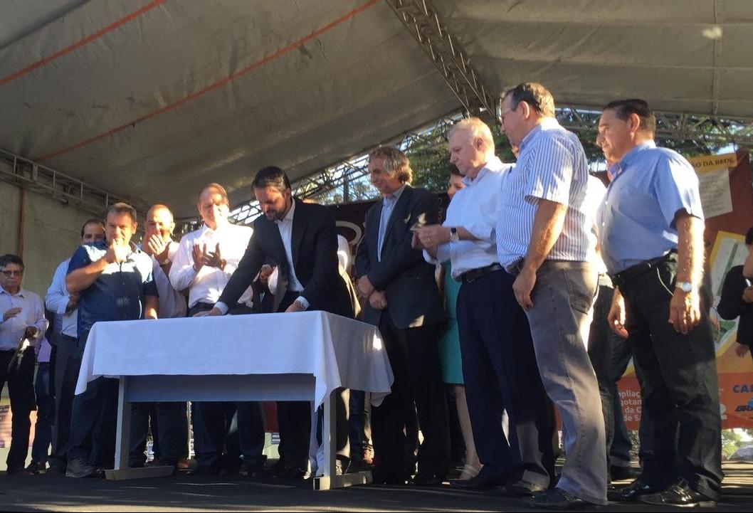 Governo Federal libera 25 mi para obras de saneamento básico