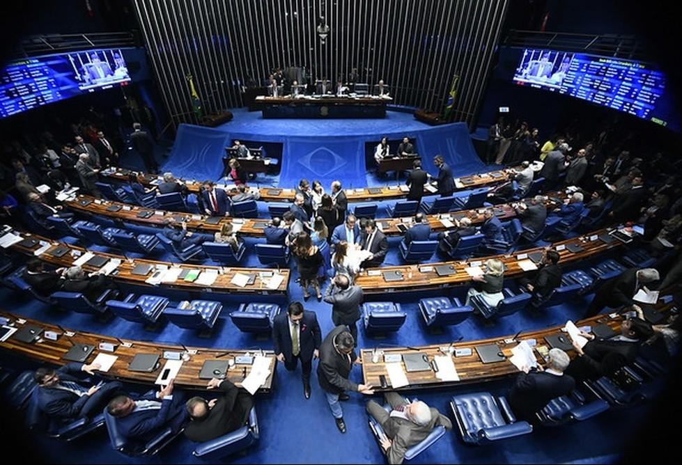 Senado conclui votação em primeiro turno da Reforma da Previdência