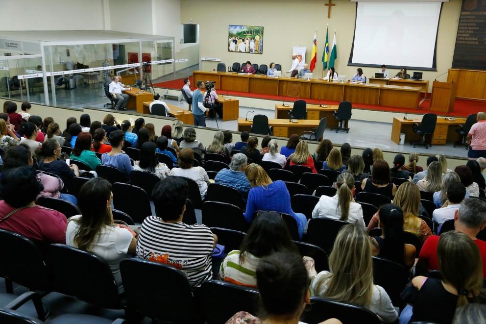 Questões polêmicas marcaram trabalhos na Câmara em 2017