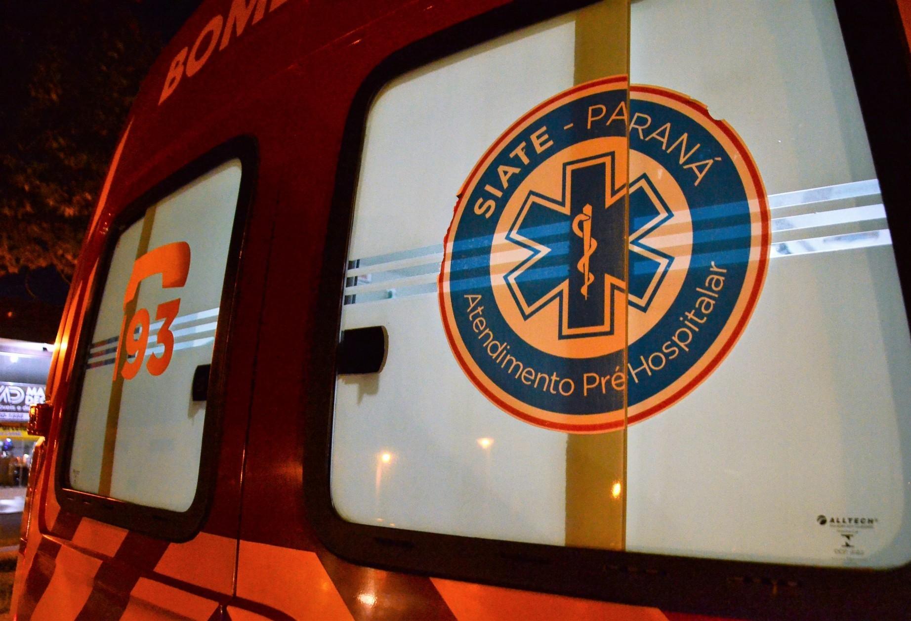 Homem morre atropelado na BR 376
