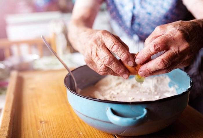 As receitas especiais preparadas pelas avós