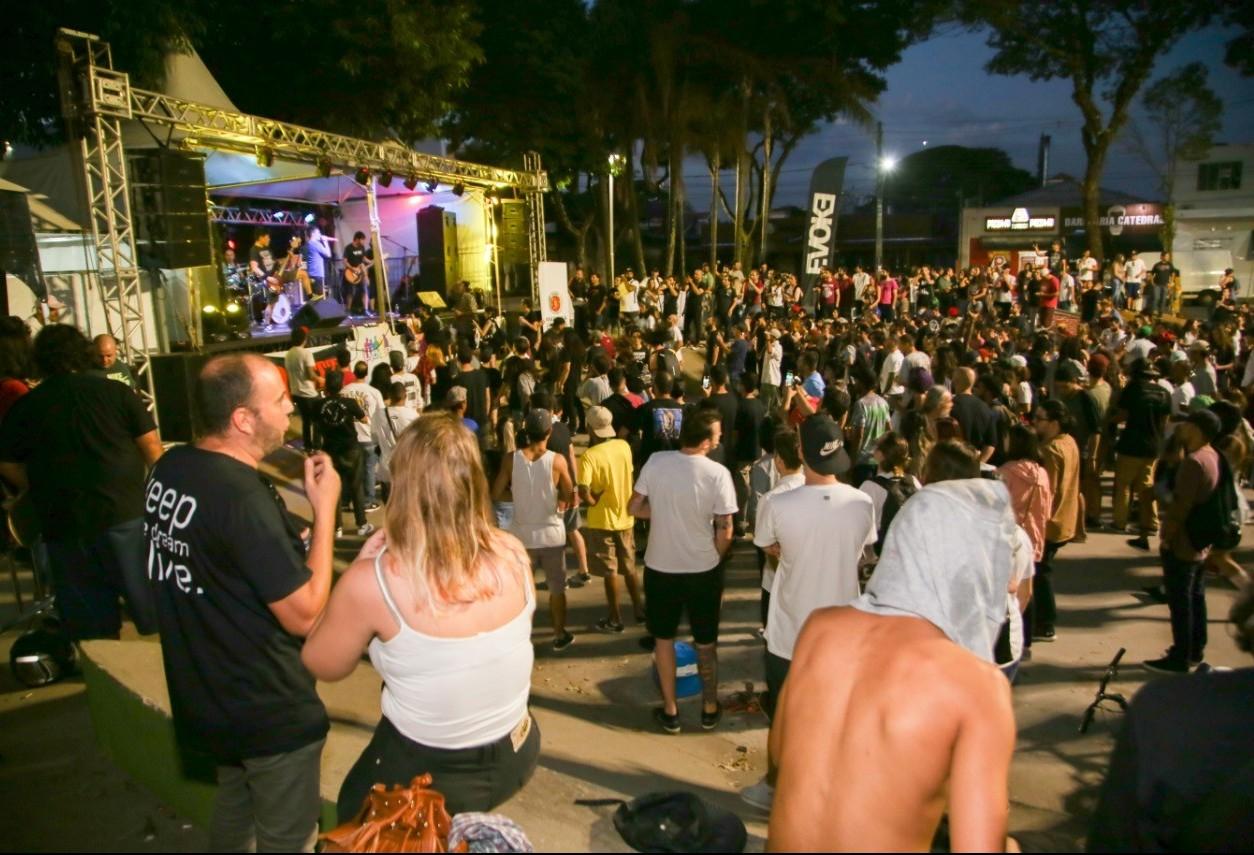 Dia do Skate será comemorado com bandas, DJs, grupos de hip hop e competição